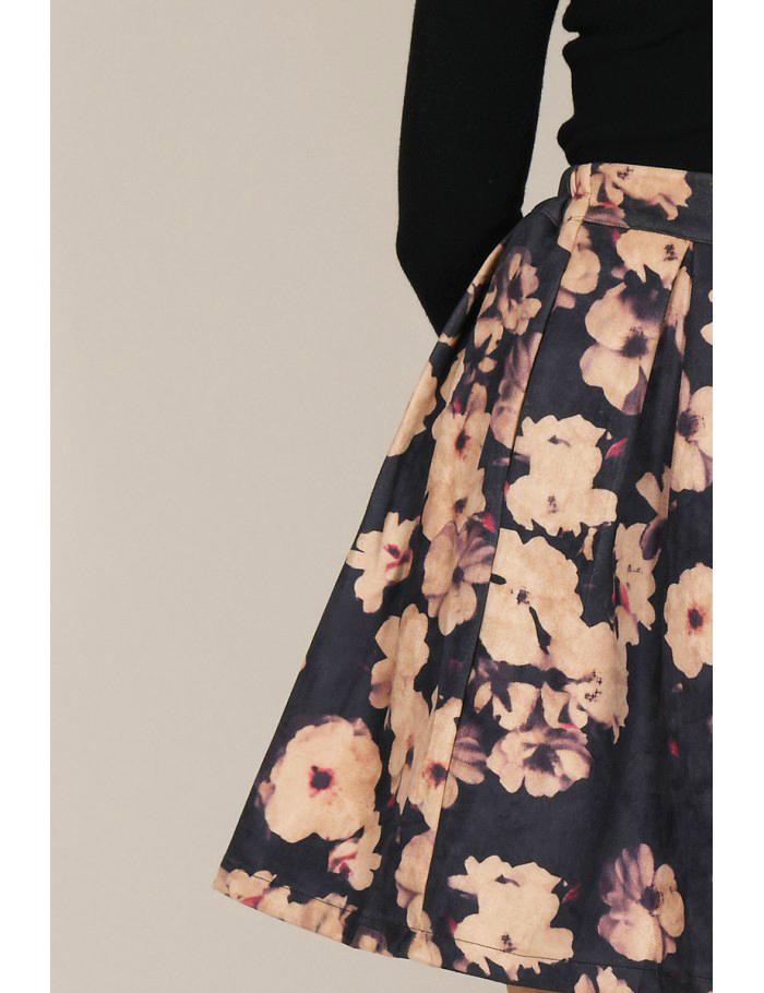 Φούστα μίνι floral