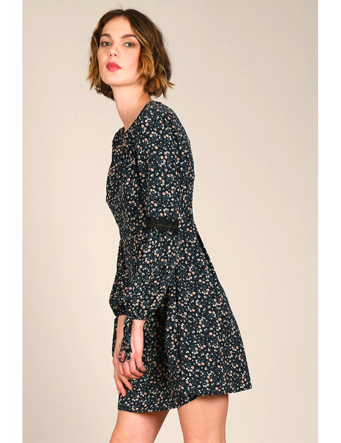 Φόρεμα φλοραλ μίνι