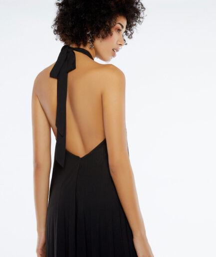 Φόρεμα ανοιχτή πλάτη - Meisie