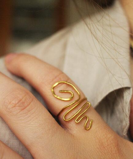 Δαχτυλίδι Cleopatra