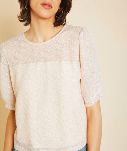 Πλεκτό T-Shirt