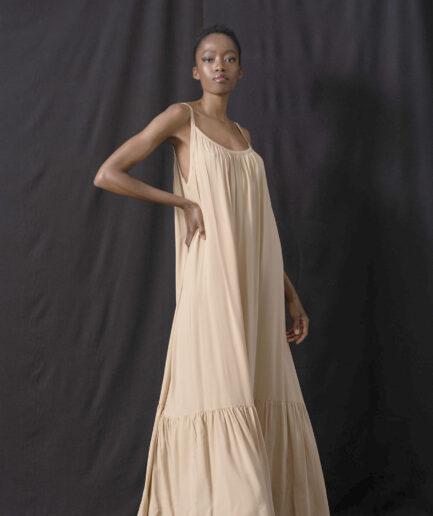 Φόρεμα Maroco maxi